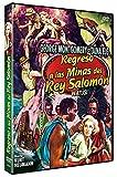 Regreso a las minas del rey Salomón [DVD]