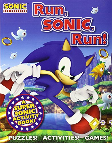 Sonic the Hedgehog Activity Book: A Sonic the Hedgehog Activity Book by Macmillan Children's Books (7-Nov-2013) Paperback