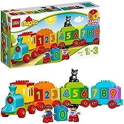 LEGO Duplo - Il Treno dei Numeri, 10847
