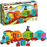 LEGO Duplo Number Train Building Blocks for Kids 1.5 to 3 Years (16 Pcs)10847