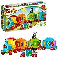 881a6979e41955 Lego 10847Il Treno dei numeri LEGO DUPLO è una colorata introduzione ai  numeri e al far