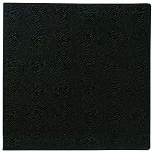 QUO VADIS Agenda Exécutif Couv Plast Grainée noir 16 x 16 cm
