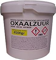 Oxaalzuur 4500 gram