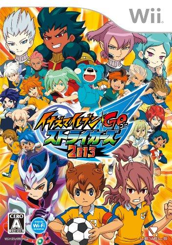 Inazuma Eleven Go : Strikers 2013 [Idioma únicamente en Japonés] [No compatible con la Wii europea/española] [Importación de Japón]