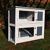 FeelGoodUK Rabbit Hutch - HYBRID RHL