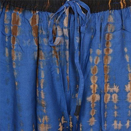 Skirts & Scarves -  Pantaloni  - Donna Blue