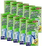 COM-FOUR Confezione Economica da 250g di Bio-descaler Orofix per Macchine da caffè e bollitori - con Acido citrico (10 x 25 g)