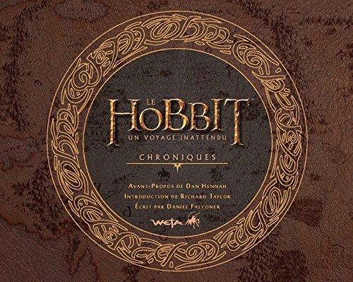 Le Hobbit - un voyage inattendu. Art & Design par Daniel Falconer