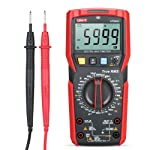 KKmoon UNI-T UT89XD Digital Multimeter High Accuracy Handheld Mini Universal Meter 6000 Counts LCD Display True RMS...