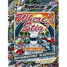 Where's Stig: Motorsport Madness (Top Gear)