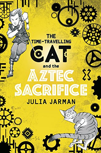 The Time-Travelling Cat and the Aztec Sacrifice (Julia Child Rose)