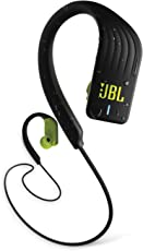 JBL Endurance Sprint Waterproof Wireless in-Ear Sport Headphones with Touch Controls (Yellow)