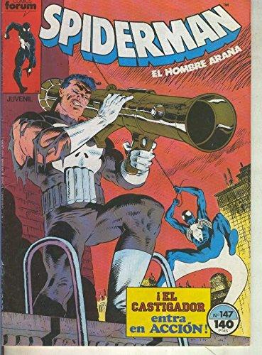 Spiderman volumen 1 numero 147