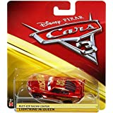 Disney Pixar Cars 3 - Rust-Eze Racing Center Lightning McQueen 1:55 Die Cast Car