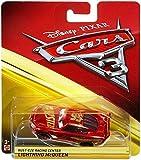 Disney - Cars DXV45 Saetta McQueen Centro Corse Rust Eze immagine