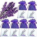 baishilin Lavendelsäckchen – Duftsäckchen mit echtem Lavendel zur Entspannung und