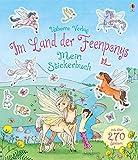Im Land der Feenponys: Mein Stickerbuch
