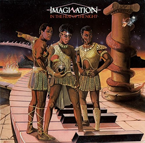 Imagination - In The Heat Of The Night - Red Bus Records - LP 3375