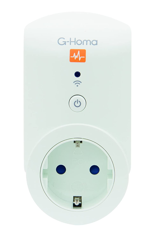 WLAN STECKDOSE G-HOMA Indoor von 4smile ǀ Funksteckdose WiFi mit App ...