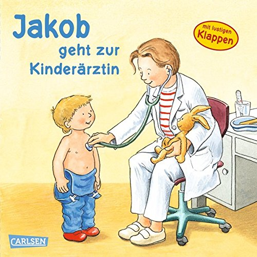 jakob-geht-zur-kinderarztin-kleiner-jakob