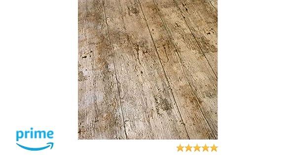 Qpc direct set da tavola in legno stile rustico effetto legno con