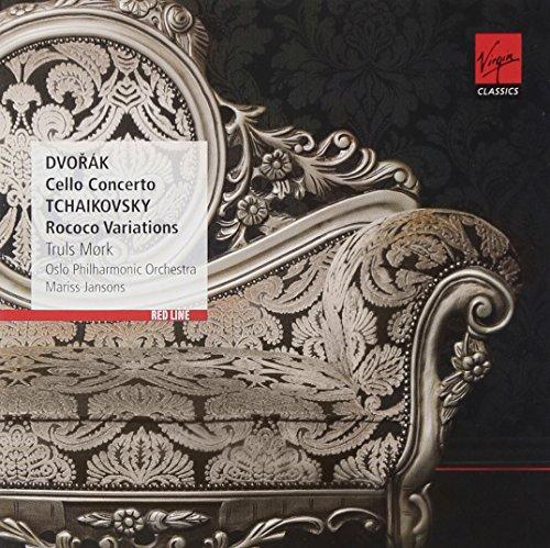 Preisvergleich Produktbild Cellokonzert/Rokoko-Variationen