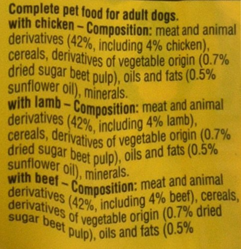 PEDIGREE Dog Food Can Jelly Selection 12 x 385 g (Pack of 2) 4