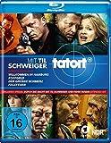 Tatort - Til Schweiger Boxset 1-4  + Durch die Nacht mit Til Schweiger und Fahri Yardim - Extended Cut (Dokumentation) [Blu-ray]