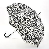 Lulu Guinness Eliza Leopard Print Umbrella