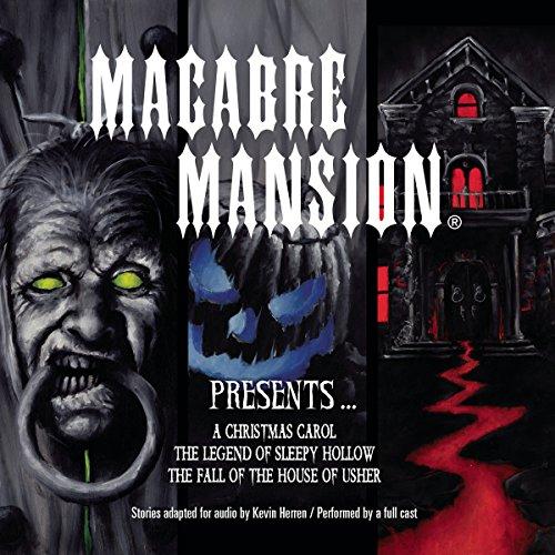 Macabre Mansion Presents  Audiolibri