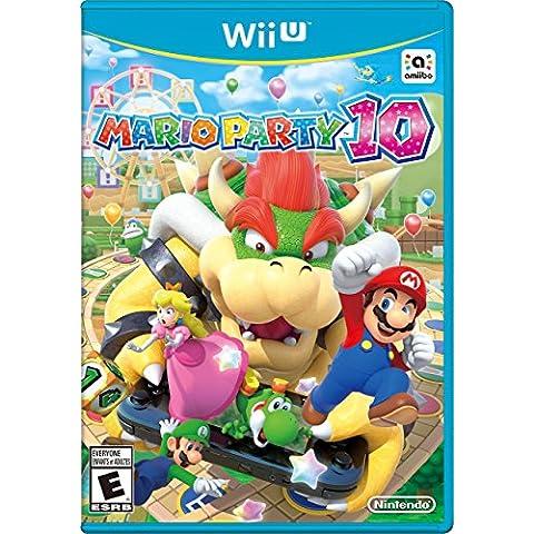Nintendo Mario Party 10 - Juego (Wii U, Partido, E (para todos))
