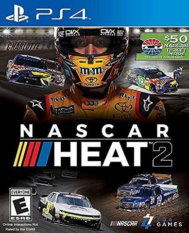 NASCAR Heat 2 - PlayStation 4 /