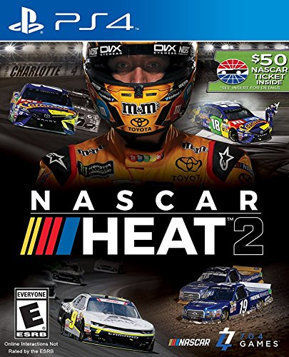 NASCAR Heat 2 - PlayStation 4 / PS4 - 500 Spiel Daytona