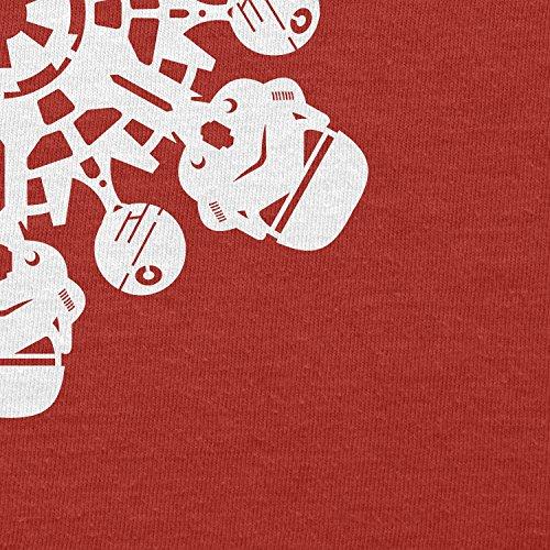 Texlab–Trooper Flakes–sacchetto di stoffa Rot