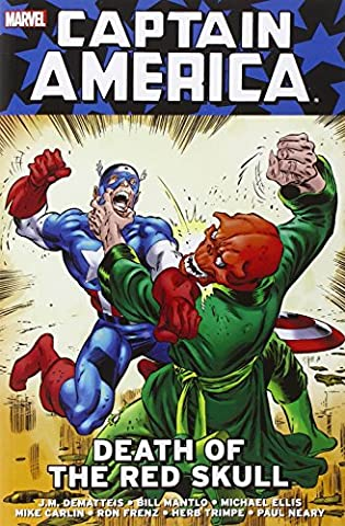 Captain America: Death of the Red Skull-