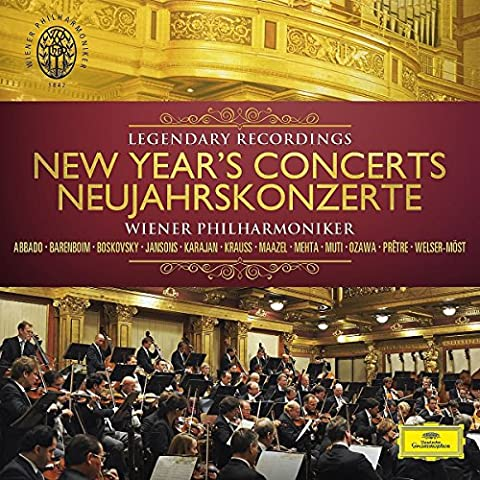 Legendary Recordings: New Year'S Concerts - Neujahrskonzerte