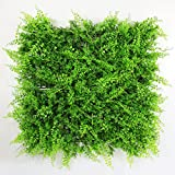 Artificial Ivy setos paneles, decorativo verde privacidad valla Protector de, balcón pared...