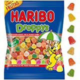 Haribo - Droppys - Caramelos de goma - 100 g