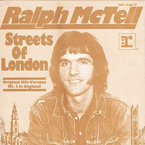 Ralph McTell - Streets Of London - Reprise Records - REP 14 380