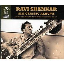 Six Classic Albums [Audio CD] Ravi Shankar