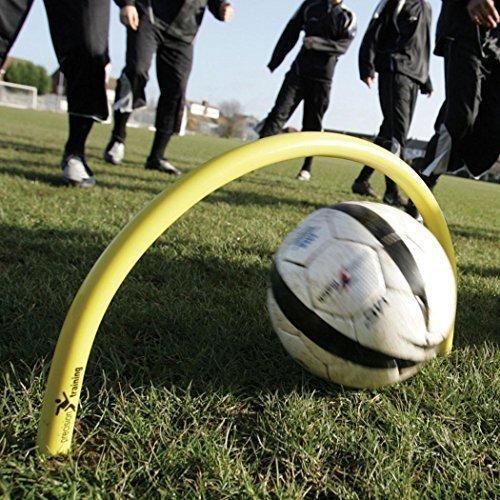 Precision Fußball Sport Bohrer Training Outdoor Bälle Übergeben Arc 3er Set