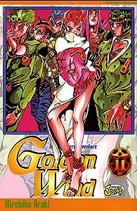 Golden Wind - Jojo's Bizarre Adventure Saison 5 Edition simple Tome 11