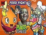 Plants vs. Zombies Food Fight