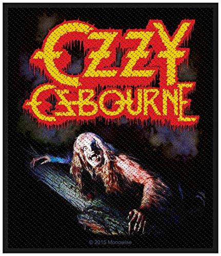 Preisvergleich Produktbild Ozzy Osbourne Bark At The Moon Aufnäher
