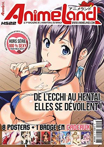 Animeland HS22 hors-série érotique par Collectif