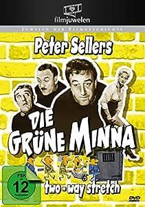 Die grüne Minna - mit Peter Sellers (Filmjuwelen)