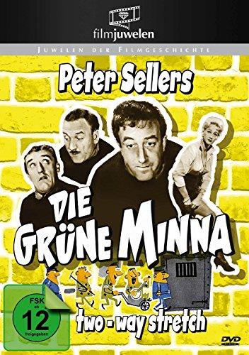 Bild von Die grüne Minna - mit Peter Sellers (Filmjuwelen)