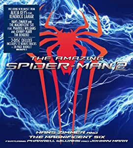 The Amazing Spider-Man 2 (Soundtrack) [Deluxe Edition]