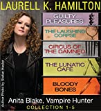 Anita Blake, Vampire Hunter Collection 1-5 von Laurell K. Hamilton
