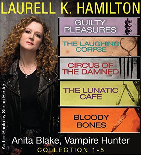 Anita Blake, Vampire Hunter Collection 1-5 (English Edition) -